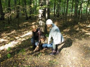 Дружить с Природой можно начать и в парке