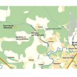 Malinki-map